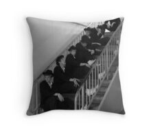 Stairway deams Throw Pillow