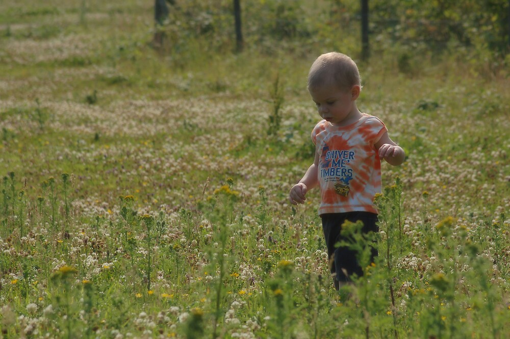 Wading Through The Long Grass by Thelonius