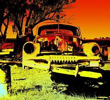 Old Holden by Caroline Scott