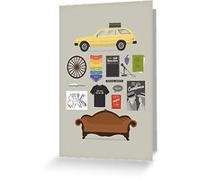 When Harry Met Sally Greeting Card