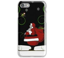 Merry Christmas... iPhone Case/Skin