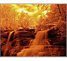 Brandywine Falls Photographic Print