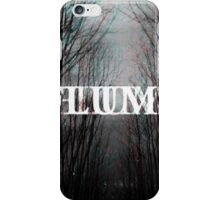 Flume - Trippy Edit iPhone Case/Skin