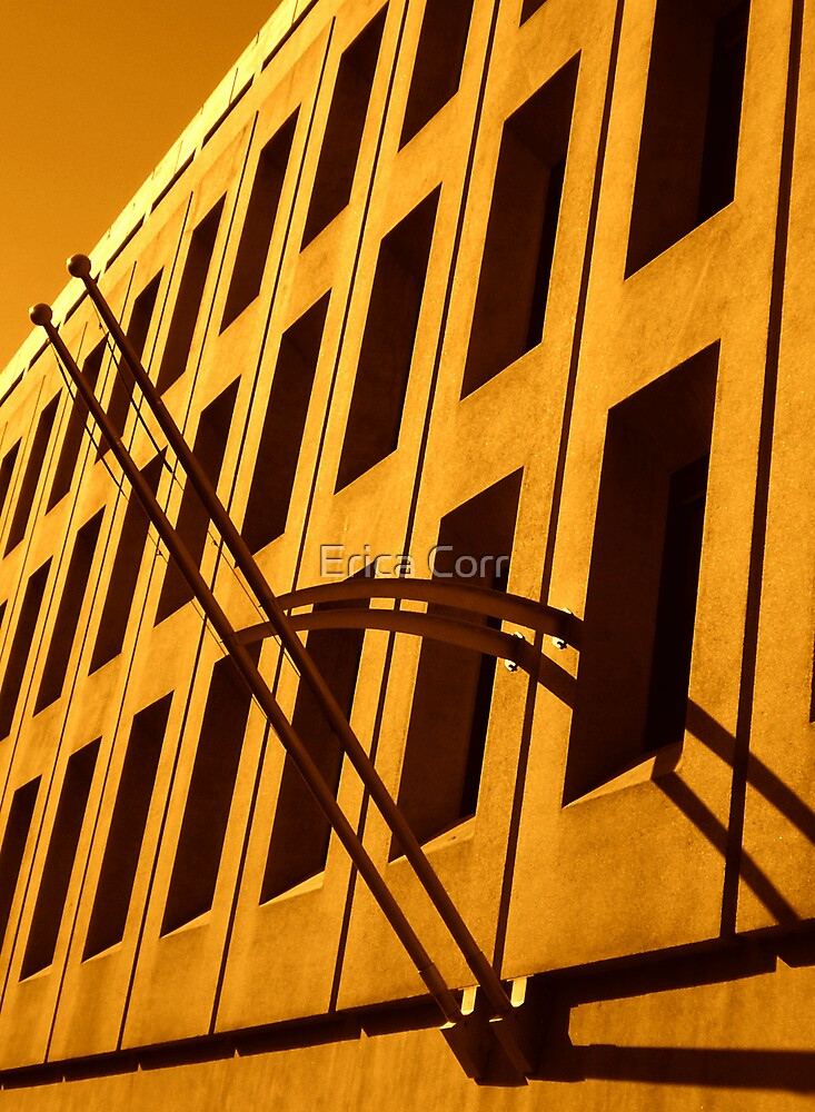 Building 1 by Erica Corr