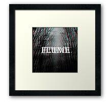 Flume - Trippy Edit Framed Print