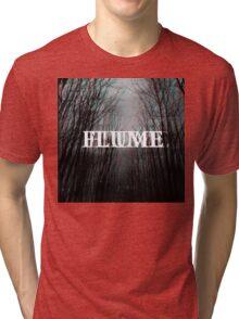 Flume - Trippy Edit Tri-blend T-Shirt