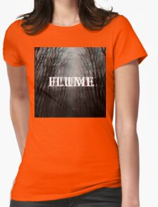 Flume - Trippy Edit Womens Fitted T-Shirt