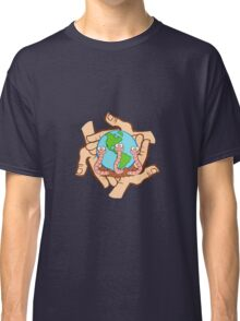 Earthworm Recycler's World Classic T-Shirt