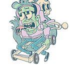 Death Race by ABANArt