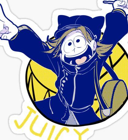 Fuji Rock Festival JUICY Sticker