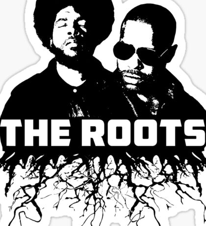 the roots Sticker