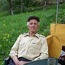 Bosnian Grandfather by kalliope94041