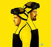 Breaking Bad's Yellow by Zack Kalimero
