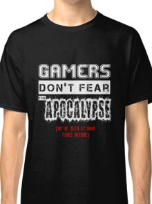 Gamer Quotes Classic T-Shirt