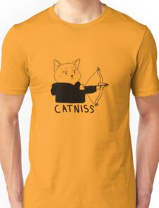 Catniss of District 12 Unisex T-Shirt