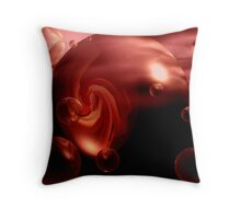 The Red Bubble Offspring Throw Pillow