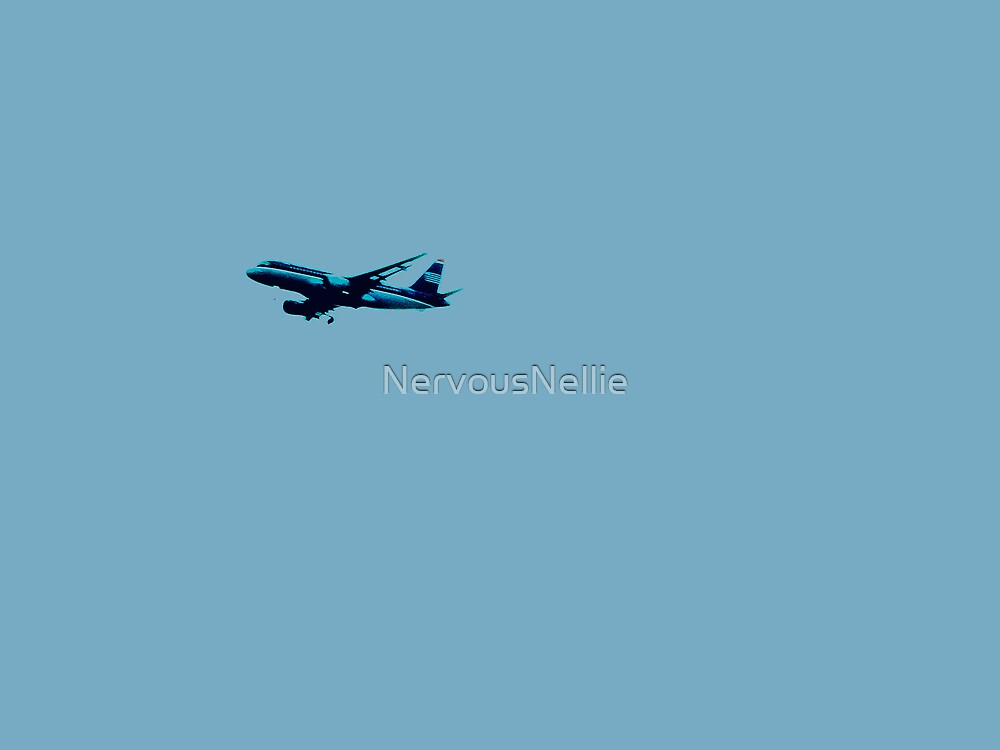 Airplane by NervousNellie