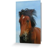 How YOU doing....? Greeting Card