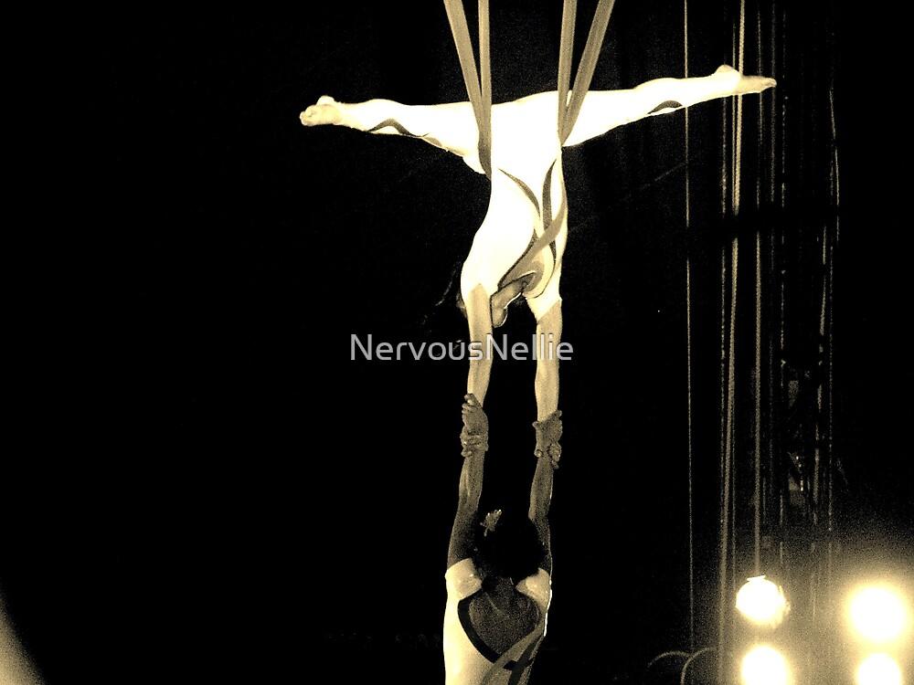 Acrobats by NervousNellie