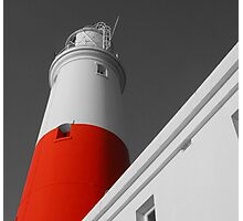 portland bill lighthouse. Photographic Print