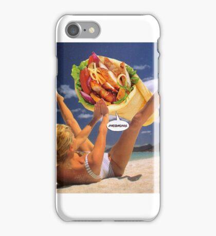 M Blackwell - Incoming iPhone Case/Skin