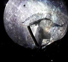 bubble man 1 by Krystle D
