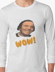 Eddy wally WOW! Long Sleeve T-Shirt