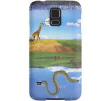 M Blackwell - Layerland 1: What a Dork Samsung Galaxy Case/Skin