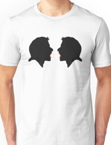 Shouting Unisex T-Shirt
