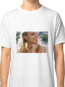 Pink Femininity 2 Classic T-Shirt