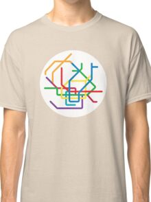 Mini Metros - Hamburg, Germany Classic T-Shirt