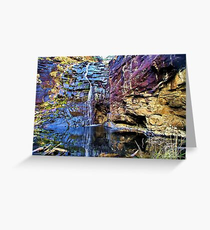 Sheoak Falls Greeting Card