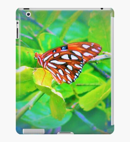 Butterfly bling iPad Case/Skin