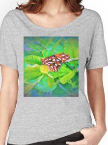 Butterfly bling Women's Relaxed Fit T-Shirt