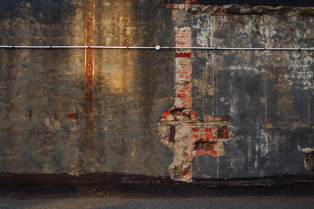 Brick Wall by Jonathan Russell