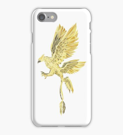 Thunderbird from Fantastic Beast and Where to Find Them  iPhone Case/Skin