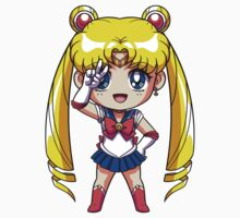 Chibi Sailor Moon by RedFlare