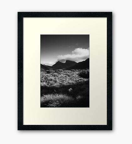 Cradle Mountain - Spring Framed Print