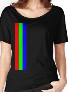 RGB Women's Relaxed Fit T-Shirt