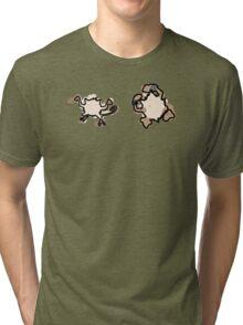 Mankey, Primeape Tri-blend T-Shirt
