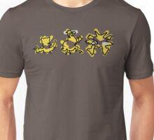 Abra, Kadabra, Alakazam Unisex T-Shirt