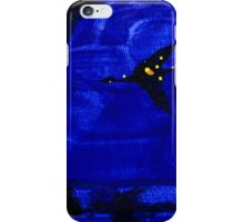 Dragon Chase by Moonlight iPhone Case/Skin