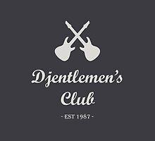 Djentlemen's Club by ryaaanward