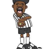 Evolution Of The B-Boy - Biz Markie by Mark563