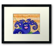 Inner Child - We Are Migrating Again Framed Print