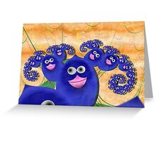 Inner Child - We Are Migrating Again Greeting Card
