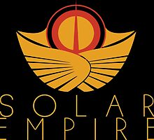 The Solar Empire Crest by holycrow
