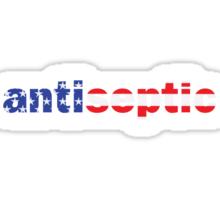 antiseptic Sticker