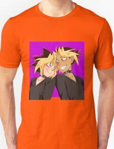 Atem-Yugi puzzleshipping Yu-Gi-Oh! Unisex T-Shirt