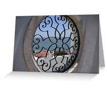 Tagus River, Lisbon Greeting Card
